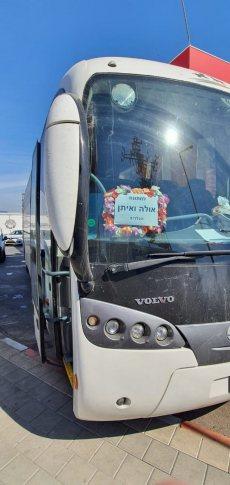תמונה 7 מתוך חוות דעת על עופר הסעים, אוטובוס ה- VIP  שלכם - הסעות לאירועים