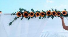 תמונה 8 של שזור בקסם - שזירת תכשיטי פרחים באירועים - שזירת פרחים