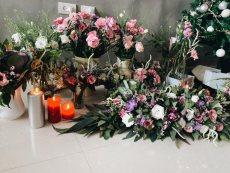 תמונה 4 של שזור בקסם - עיצוב אירועים ועמדות שזירה - שזירת פרחים