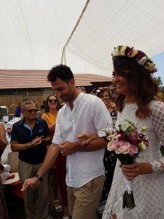תמונה 4 מתוך חוות דעת על שזור בקסם - שזירת תכשיטי פרחים באירועים - שזירת פרחים