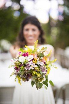 תמונה 9 מתוך חוות דעת על שזור בקסם - שזירת תכשיטי פרחים באירועים - שזירת פרחים