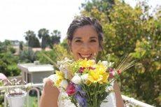 תמונה 2 מתוך חוות דעת על שזור בקסם - שזירת תכשיטי פרחים באירועים - שזירת פרחים