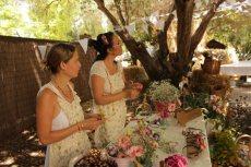 תמונה 5 מתוך חוות דעת על שזור בקסם - שזירת תכשיטי פרחים באירועים - שזירת פרחים