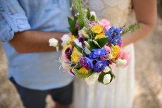 תמונה 11 מתוך חוות דעת על שזור בקסם - עיצוב אירועים ועמדות שזירה - שזירת פרחים