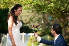 תמונה 9 מתוך חוות דעת על שזור בקסם - עיצוב אירועים ועמדות שזירה - שזירת פרחים