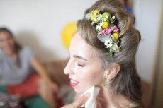 תמונה 4 מתוך חוות דעת על מיטל אלמקייס- איפור ושיער - איפור כלות