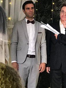 תמונה 11 מתוך חוות דעת על דיפלומט חליפות - Diplomat - חליפות חתן