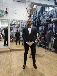 תמונה 10 מתוך חוות דעת על דיפלומט חליפות - Diplomat - חליפות חתן