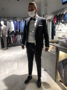 תמונה 8 מתוך חוות דעת על דיפלומט חליפות - Diplomat - חליפות חתן