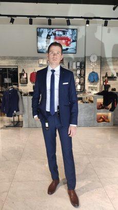 תמונה 1 מתוך חוות דעת על דיפלומט חליפות - Diplomat - חליפות חתן