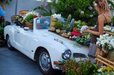 תמונה 4 של פרחי היסמין דוכן שזירה - עיצוב אירועים