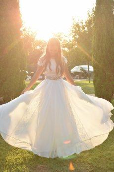 תמונה 11 מתוך חוות דעת על כלה קלה - שמלות כלה