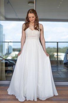 תמונה 3 מתוך חוות דעת על כלה קלה - שמלות כלה
