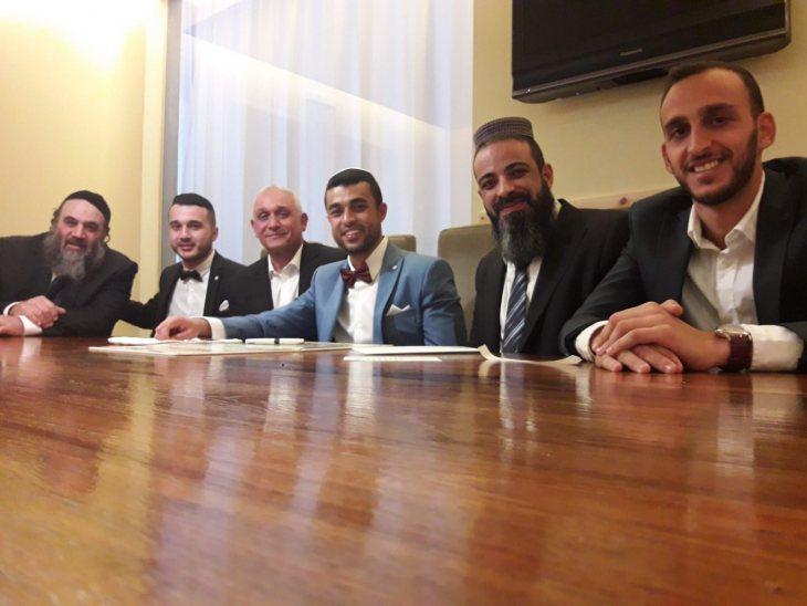 תמונה 2 של הרב אביאל עמר - רבנים ועורכי טקסים