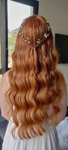 תמונה 11 מתוך חוות דעת על קרין שני איפור ושיער - איפור כלות