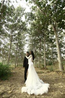 תמונה 10 מתוך חוות דעת על קרן מור יוסף | שמלות כלה וערב - שמלות כלה
