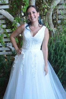 תמונה 8 מתוך חוות דעת על A&G wedding dresses - שמלות כלה