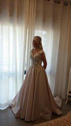 תמונה 9 מתוך חוות דעת על A&G wedding dresses - שמלות כלה