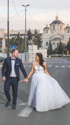 תמונה 10 מתוך חוות דעת על A&G wedding dresses - שמלות כלה