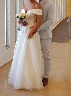 תמונה 7 מתוך חוות דעת על A&G wedding dresses - שמלות כלה