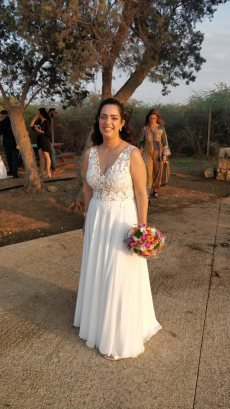 תמונה 1 מתוך חוות דעת על A&G wedding dresses - שמלות כלה