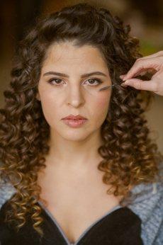 תמונה 4 מתוך חוות דעת על איילת שמעוני - איפור ושיער - איפור כלות