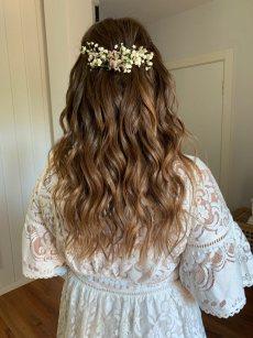 תמונה 9 מתוך חוות דעת על איילת שמעוני - איפור ושיער - איפור כלות