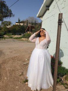 תמונה 27 מתוך חוות דעת על נטלי סיסאורי - שמלות כלה