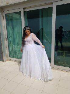 תמונה 28 מתוך חוות דעת על נטלי סיסאורי - שמלות כלה