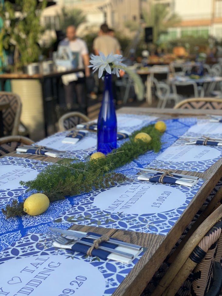 תמונה 1 מתוך חוות דעת על קנטה אירועים -  KANTA EVENTS - מקומות לאירועים קטנים