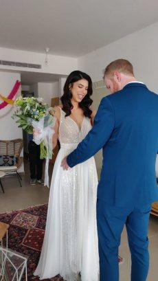 תמונה 1 מתוך חוות דעת על לירון פרטוש - שמלות כלה