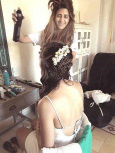 תמונה 4 של נועה מלכה - תסרוקות כלה ועיצוב שיער