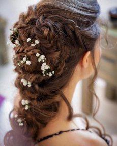 תמונה 5 של נועה מלכה - תסרוקות כלה ועיצוב שיער