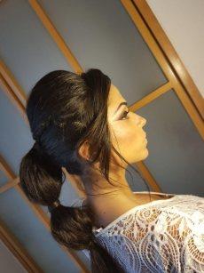 תמונה 6 של נועה מלכה - תסרוקות כלה ועיצוב שיער