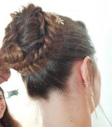 תמונה 1 מתוך חוות דעת על נועה מלכה - תסרוקות כלה ועיצוב שיער
