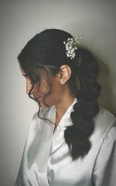 תמונה 3 מתוך חוות דעת על נועה מלכה - תסרוקות כלה ועיצוב שיער