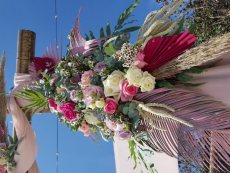 תמונה 10 של לילי - עמדת שזירה ועיצוב חתונות  Lily - Flower Booth - עיצוב אירועים