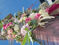 תמונה 8 של לילי - עמדת שזירה ועיצוב חתונות  Lily - Flower Booth - עיצוב אירועים