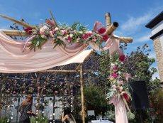 תמונה 7 של לילי - עמדת שזירה ועיצוב חתונות  Lily - Flower Booth - עיצוב אירועים