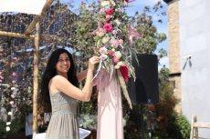 תמונה 6 של לילי - עמדת שזירה ועיצוב חתונות  Lily - Flower Booth - עיצוב אירועים