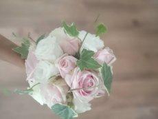 תמונה 11 מתוך חוות דעת על לילי - עמדת שזירה ועיצוב חתונות  Lily - Flower Booth - עיצוב אירועים