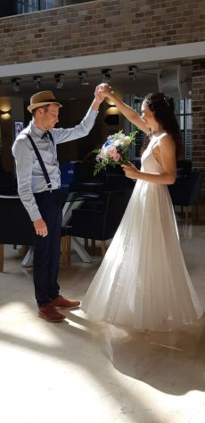 תמונה 2 מתוך חוות דעת על simply you שמלות כלה - שמלות כלה