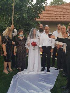 תמונה 5 מתוך חוות דעת על הרב דורון הלוי חופה מרגשת מאהבה ומותאמת אישית כדת משה וישראל - רבנים ועורכי טקסים