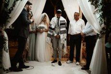 תמונה 3 של הרב אלירן זגורי-לטקס קצר שמח ומרגש :) - רבנים ועורכי טקסים