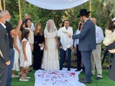 תמונה 7 מתוך חוות דעת על הרב אלירן זגורי-לטקס קצר שמח ומרגש :) - רבנים ועורכי טקסים