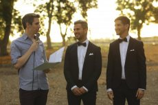 תמונה 8 של טל סולומון - טקס חתונה סטנדאפ - עורכי טקסים אלטרנטיביים