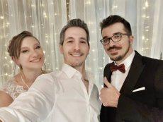 תמונה 3 של טל סולומון - טקס חתונה סטנדאפ - עורכי טקסים אלטרנטיביים