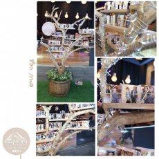 תמונה 4 של בית הקנבס - עמדת בלוקי עץ לאירועים - אטרקציות וגימיקים לאירועים