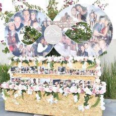 תמונה 5 של בית הקנבס - עמדת בלוקי עץ לאירועים - אטרקציות וגימיקים לאירועים