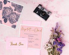 תמונה 3 של HIGH-de היידה עיצוב ומיתוג אירועים - הזמנות לחתונה